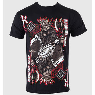 t-shirt metal men's Machine Head - King Of Diamonds - ROCK OFF - MAHTEE05MB