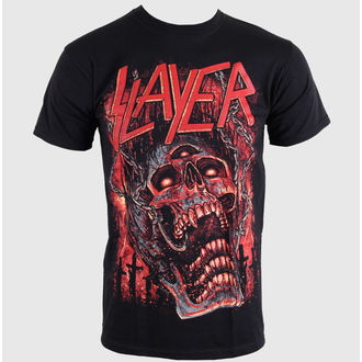 t-shirt metal men's Slayer - - ROCK OFF - SLAYTEE13MB