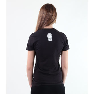 t-shirt hardcore women's - Deadly Rose - Akumu Ink - 5TW13