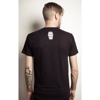 t-shirt hardcore men's - Sinister Smile - Akumu Ink