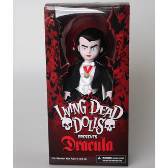 doll LIVING DEAD DOLLS - Dracula - MEZ94163