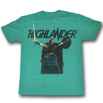 film t-shirt men's HIGHLANDER - Come At Me - AMERICAN CLASSICS - HL519