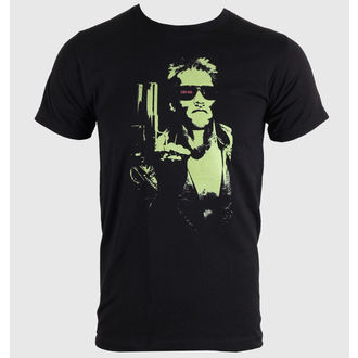 t-shirt men Terminator - Lime - AC - TER506