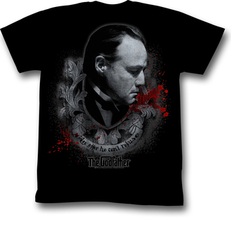 film t-shirt men's The Godfather - Showing Respect - AMERICAN CLASSICS - GF5111