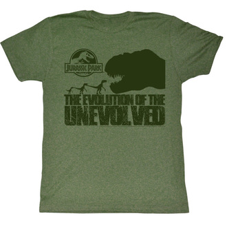 film t-shirt men's Jurský park - Evolve Only To Die - AMERICAN CLASSICS - JUR5128