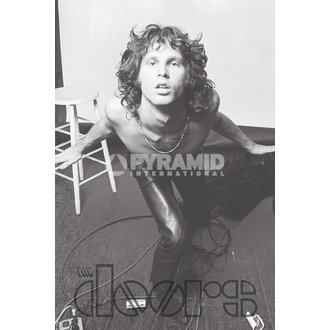 poster The Doors - Jim - PYRAMID POSTERS, PYRAMID POSTERS, Doors