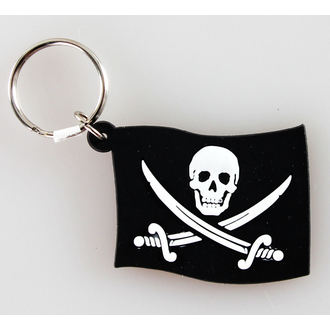 key ring (pendant) Jolly Roger - PYRAMID POSTERS, PYRAMID POSTERS