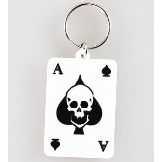 key ring (pendant) Ace Of Spades - PYRAMID POSTERS, PYRAMID POSTERS