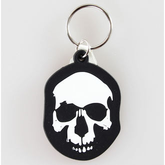 key ring (pendant) Skull - Eroded - PYRAMID POSTERS - RK38032