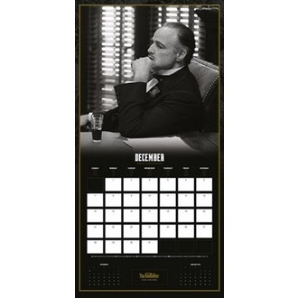 calendar to year 2014 Godfather - PYRAMID POSTERS