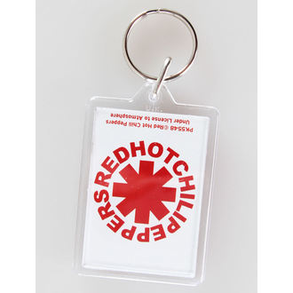 key ring (pendant) Red Hot Chili Peppers - Logo - PYRAMID POSTERS - PK5548
