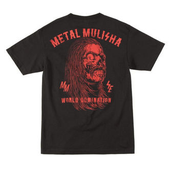 t-shirt street men's - Seth 3 - METAL MULISHA - Blr
