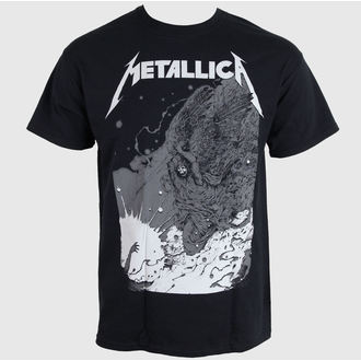 t-shirt metal men's Metallica - Phantom Lord - LIVE NATION - RTMTL019