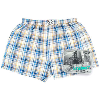 boxer shorts men FUNSTORM - AU-01306 - 31 WHITE