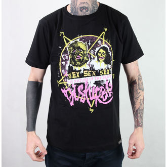 t-shirt hardcore men's - Sex Sex Sex - DISTURBIA - 218