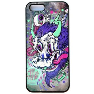 cover to cell phone Disturbia - iPHONE4 - Space Goat - 226