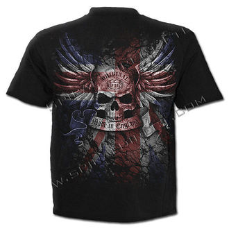 t-shirt men's - Union Wrath - SPIRAL - E012M101