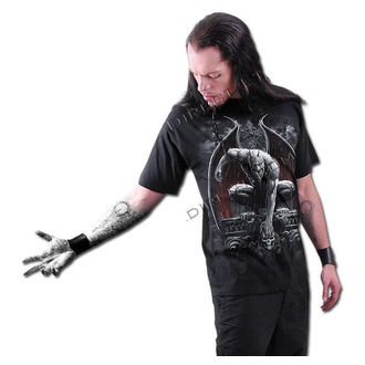 t-shirt men's - Stone Guardian - SPIRAL - D046M101