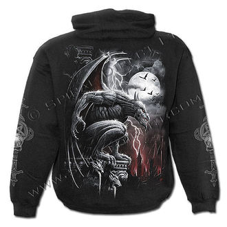 hoodie men's - Stone Guardian - SPIRAL - D046M451