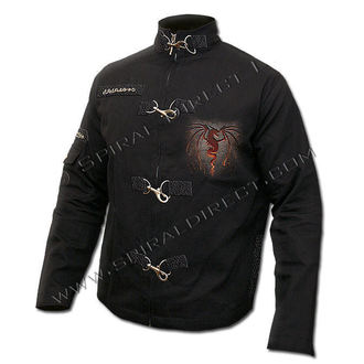 spring/fall jacket men's - Dragon Furnace - SPIRAL - L016M652