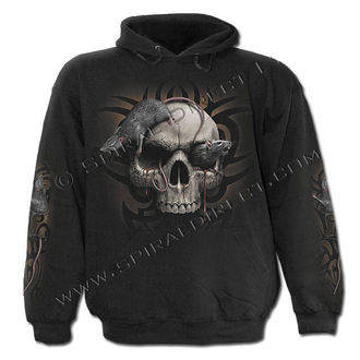hoodie men's - Infestation - SPIRAL