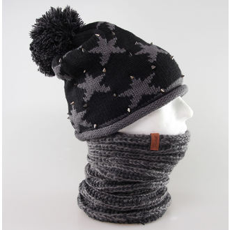 beanie VIXXSIN - Storm - Black/Grey