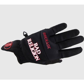 gloves GRENADE - GAS. - Bad Religion - Blk