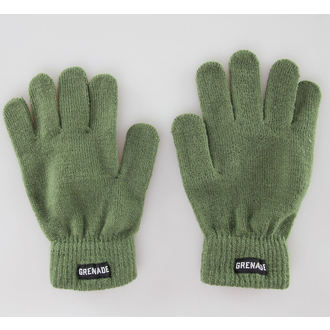 gloves GRENADE - Bomb - Army / Blk
