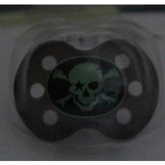 pacifier night shining ROCK STAR BABY - Pirate 3