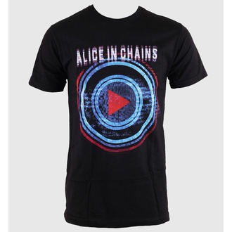 t-shirt metal men's Alice In Chains - Played - BRAVADO - AIC1009