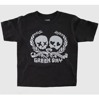 t-shirt children's Green Day - Blk - Bravado - GDY1211