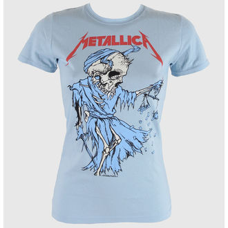 t-shirt women Metallica - Cartoon Reaper - Bravado - MET1381
