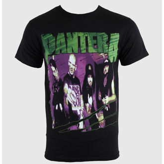 t-shirt metal men's Pantera - Group Sketch - BRAVADO - 31511232