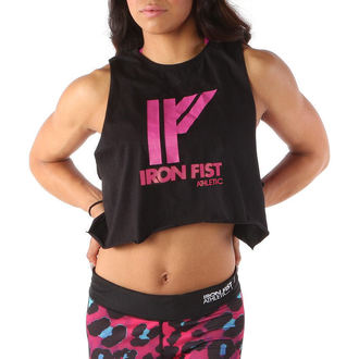 top women IRON FIST - Robo Reactive - BLK