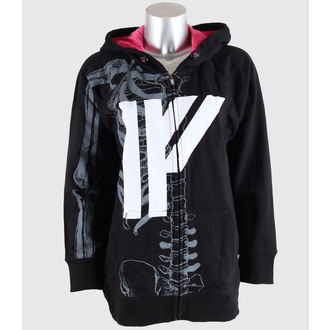 hoodie - ATHLETIC - IRON FIST - BLK