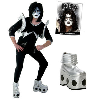 costume KISS - Authentic Spaceman Rock The Nation Costume, NNM, Kiss