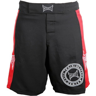shorts men TAPOUT - Center - Black / Red
