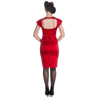 dress women HELL BUNNY - Angie - Red