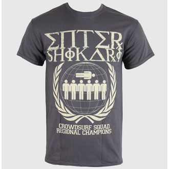 t-shirt men Enter Shikari - Crowd Surfing - LIVE NATION - 1010