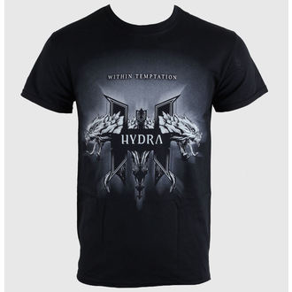t-shirt metal men's Within Temptation - Hydra Grey - LIVE NATION - RTWTE001