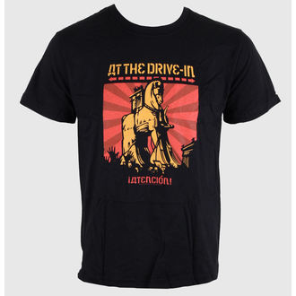 t-shirt metal men's At The Drive-In - Trojan - LIVE NATION - PE10812TSBP
