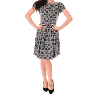 dress women 3RDAND56th - Pleated Pug - Silver/Grey - JM1254