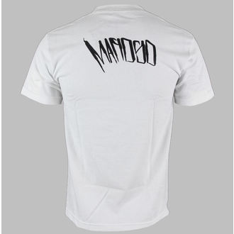 t-shirt men Mafiosi - Mercenary - White