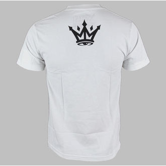 t-shirt hardcore men's - Scarface - MAFIOSO - Scarface-5946-Wht