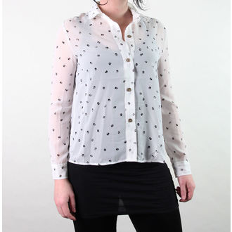 shirt women's VANS - Effie - White