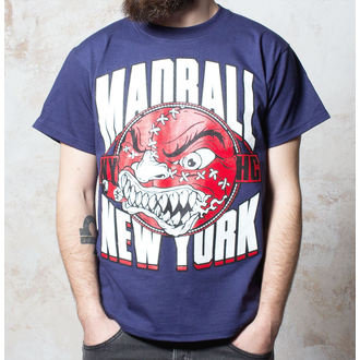 t-shirt metal men's Madball - Red Ball - Buckaneer - 1752
