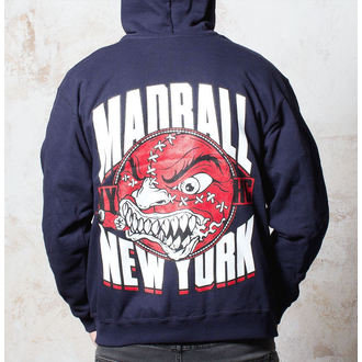 hoodie men's Madball - Red Ball - Buckaneer