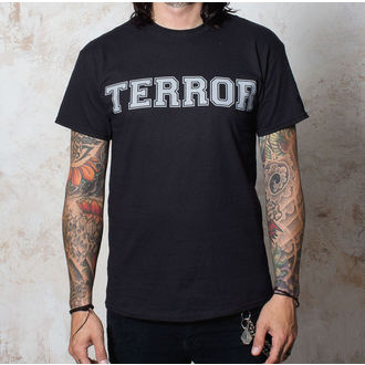 t-shirt men Terror - BigT - Black - BUCKANEER - 1489