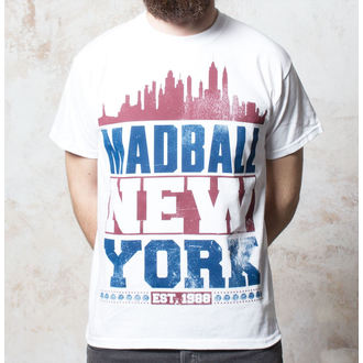t-shirt metal men's Madball - Skyline - Buckaneer - 1754