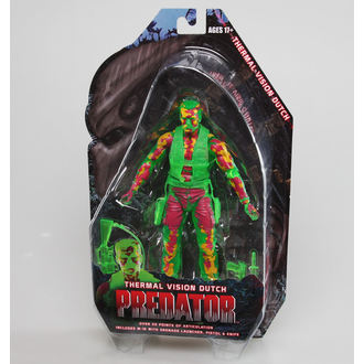 figurine Predator 2 - Thermal Vision Dutch